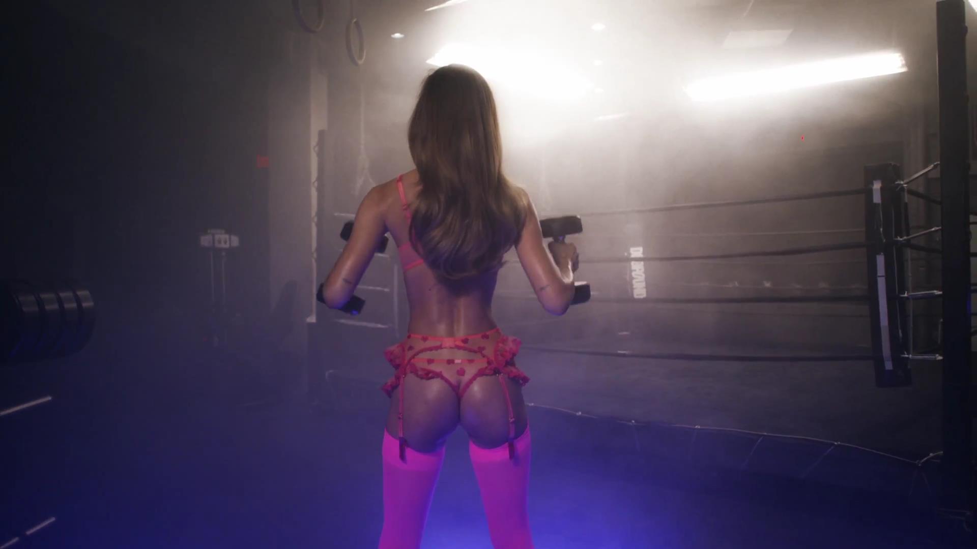 Alexis Ren fotos filtradas desnuda 1