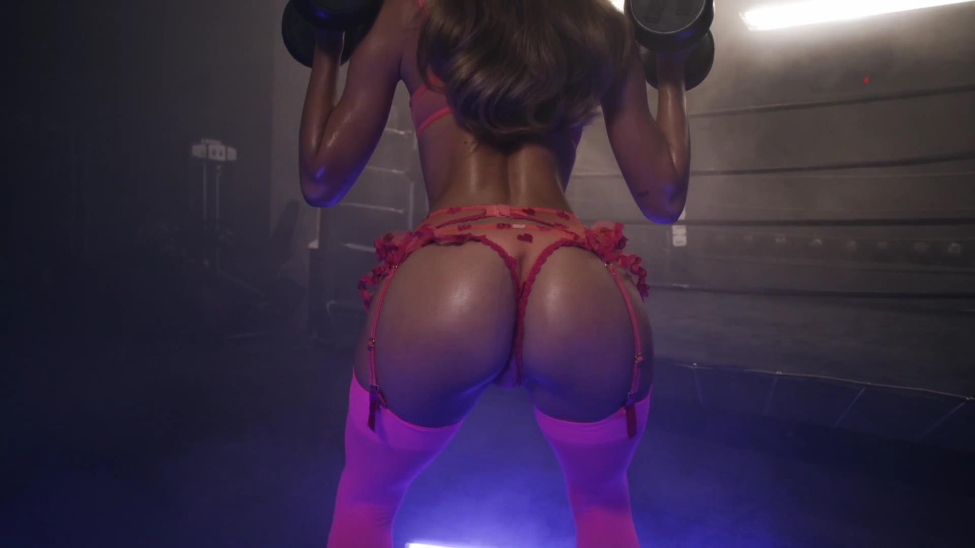 Alexis Ren sexo 1
