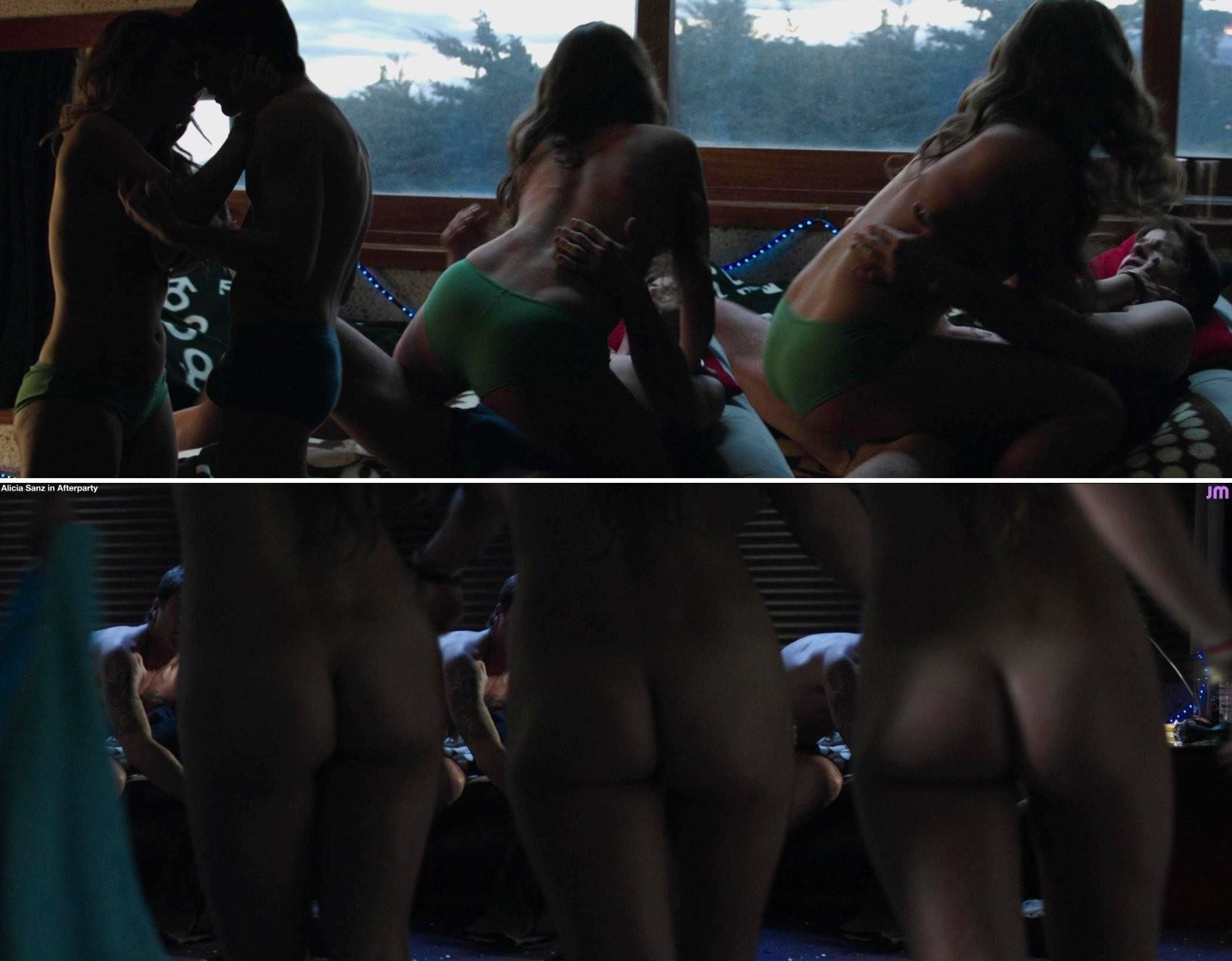 Alicia Sanz fotos desnuda hackeadas