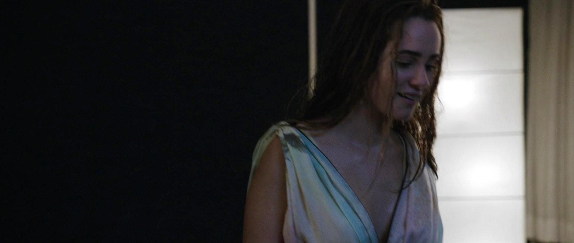 Alicia Sanz tetas