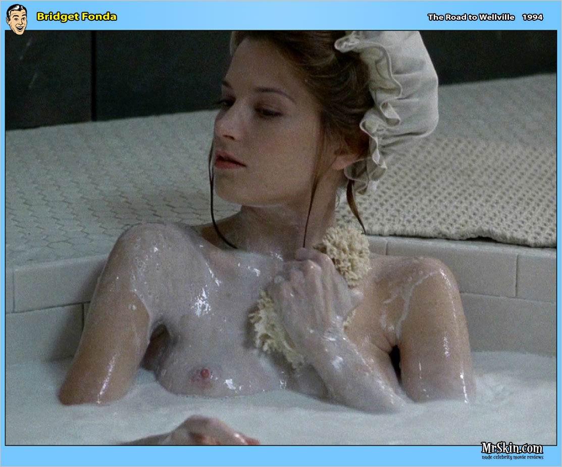 Bridget Fonda desnuda follando