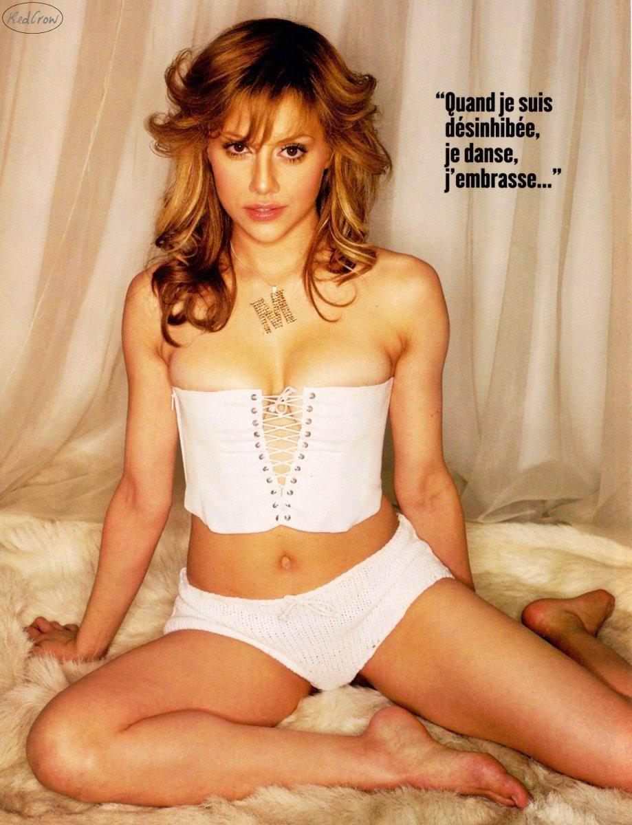 Brittany Murphy desnuda follando