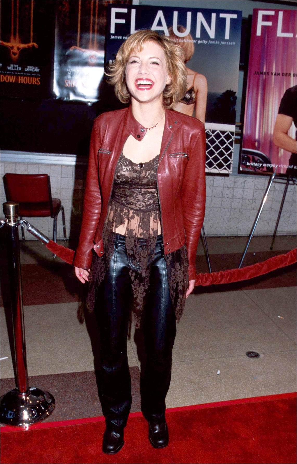 Brittany Murphy fotos desnuda hackeadas