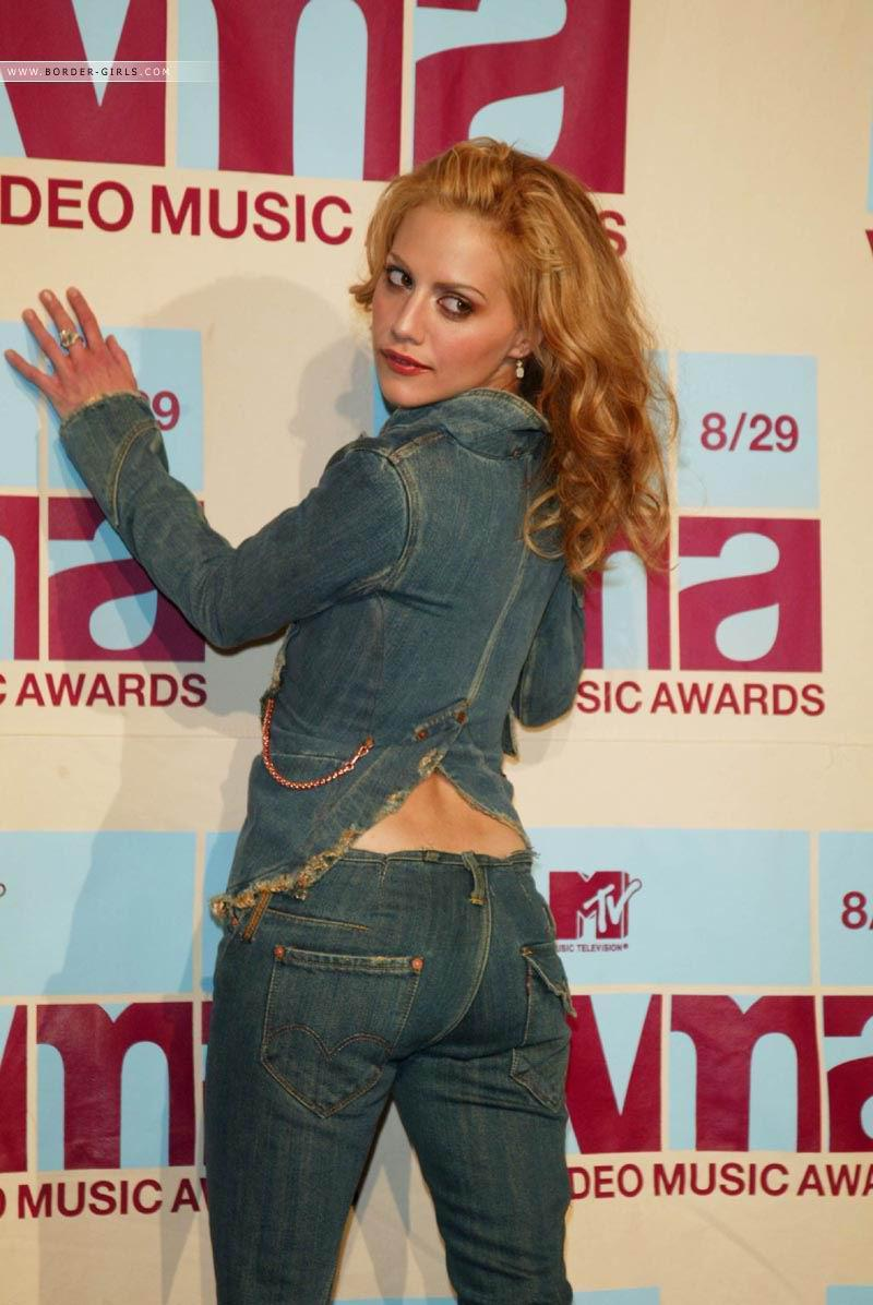 Brittany Murphy sin ropa interior