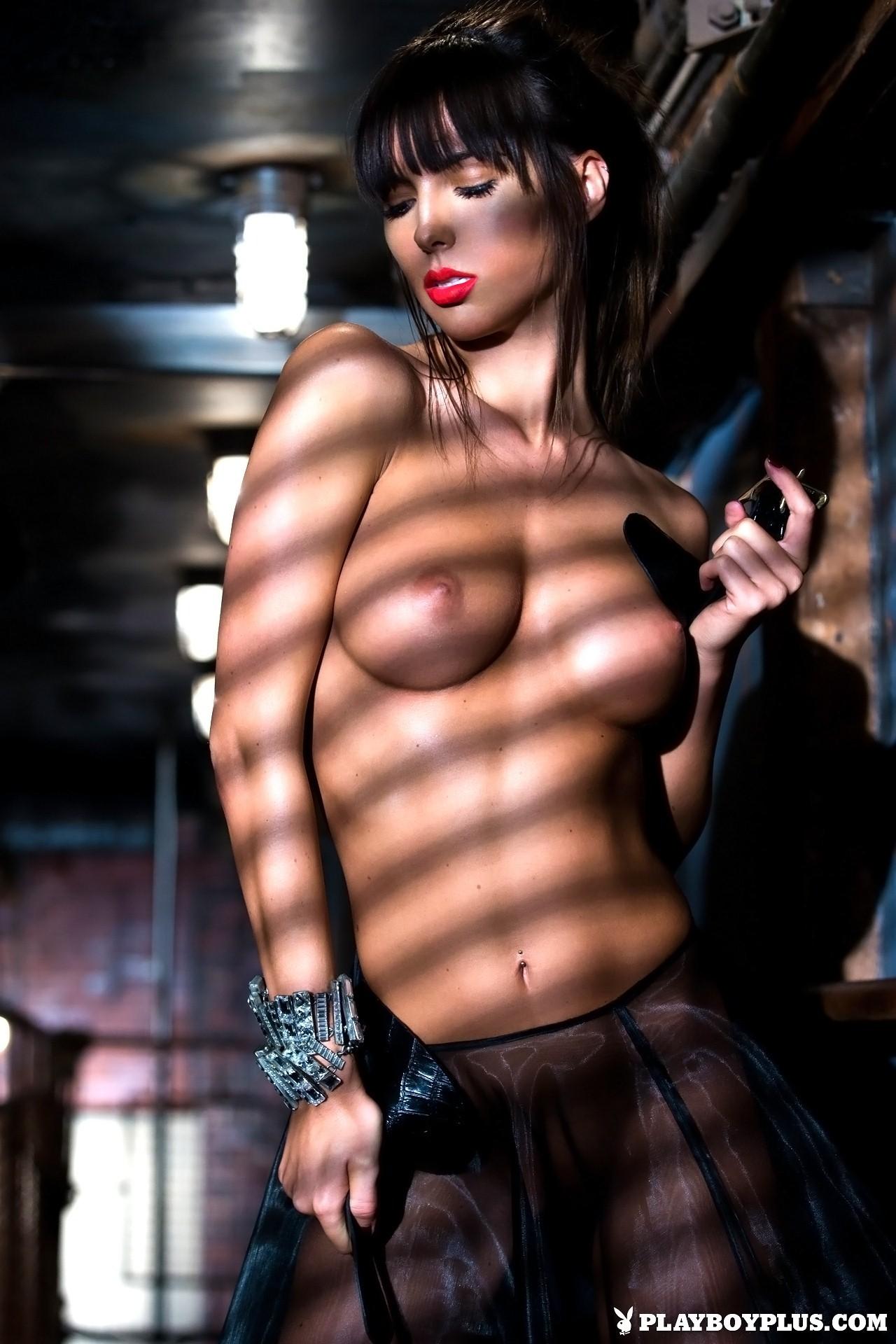 Brittny Ward fotos filtradas desnuda