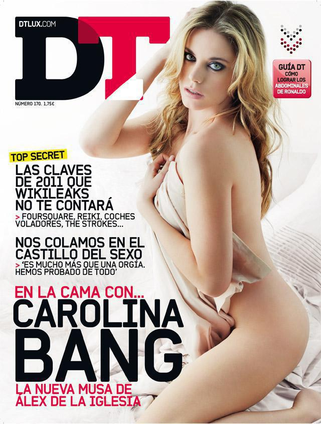 Carolina Bang desnuda sin censura