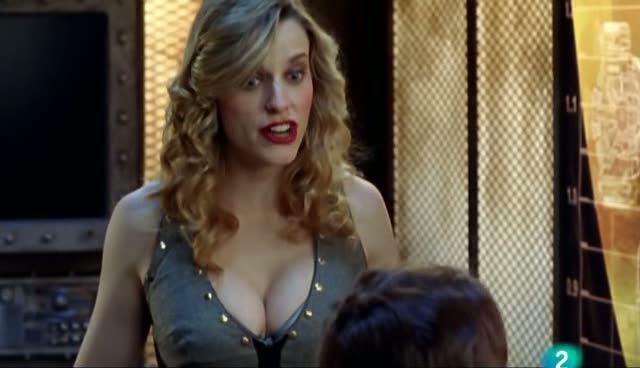 Carolina Bang pillada desnuda