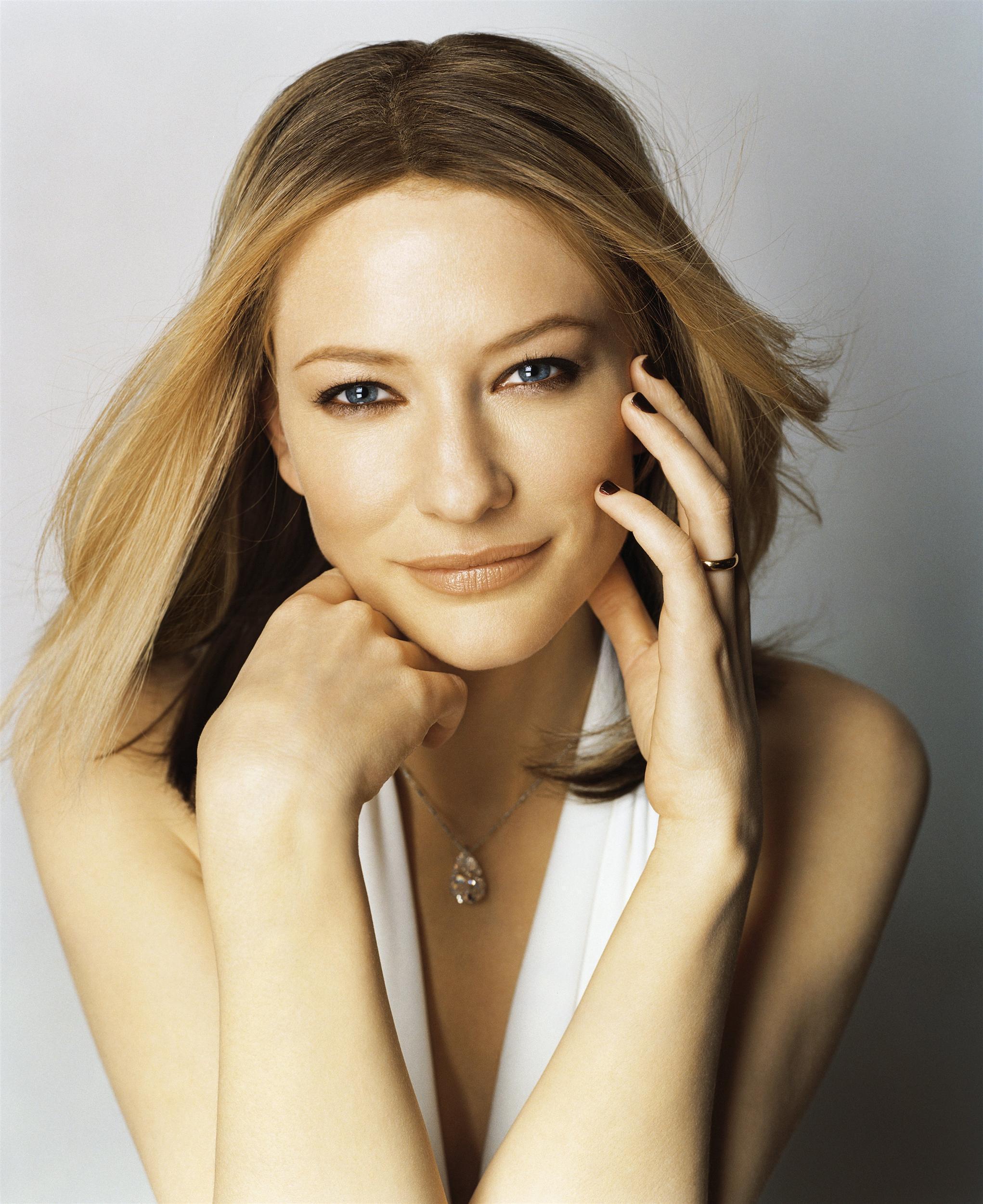 Cate Blanchett concha