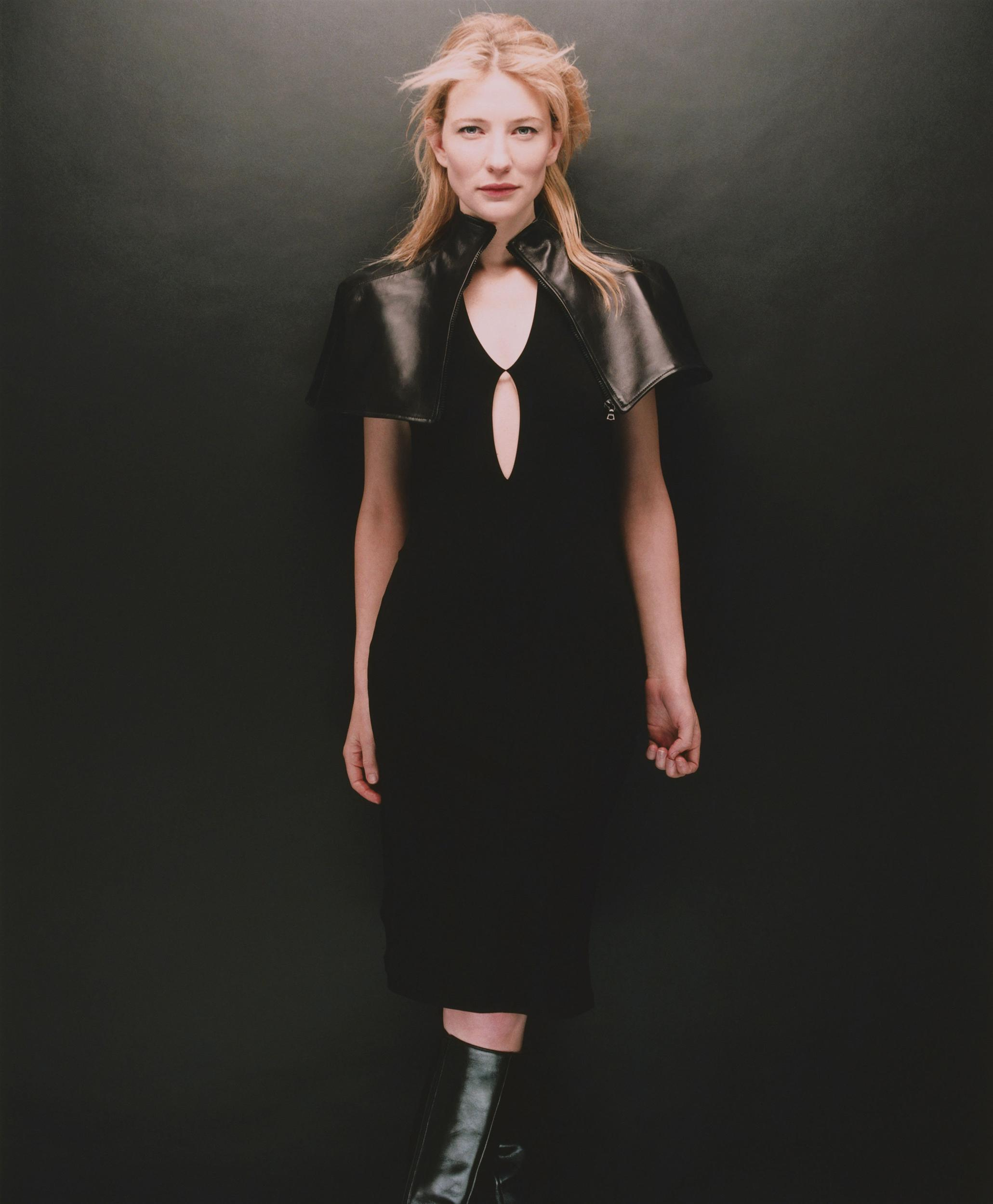 Cate Blanchett desnuda coño