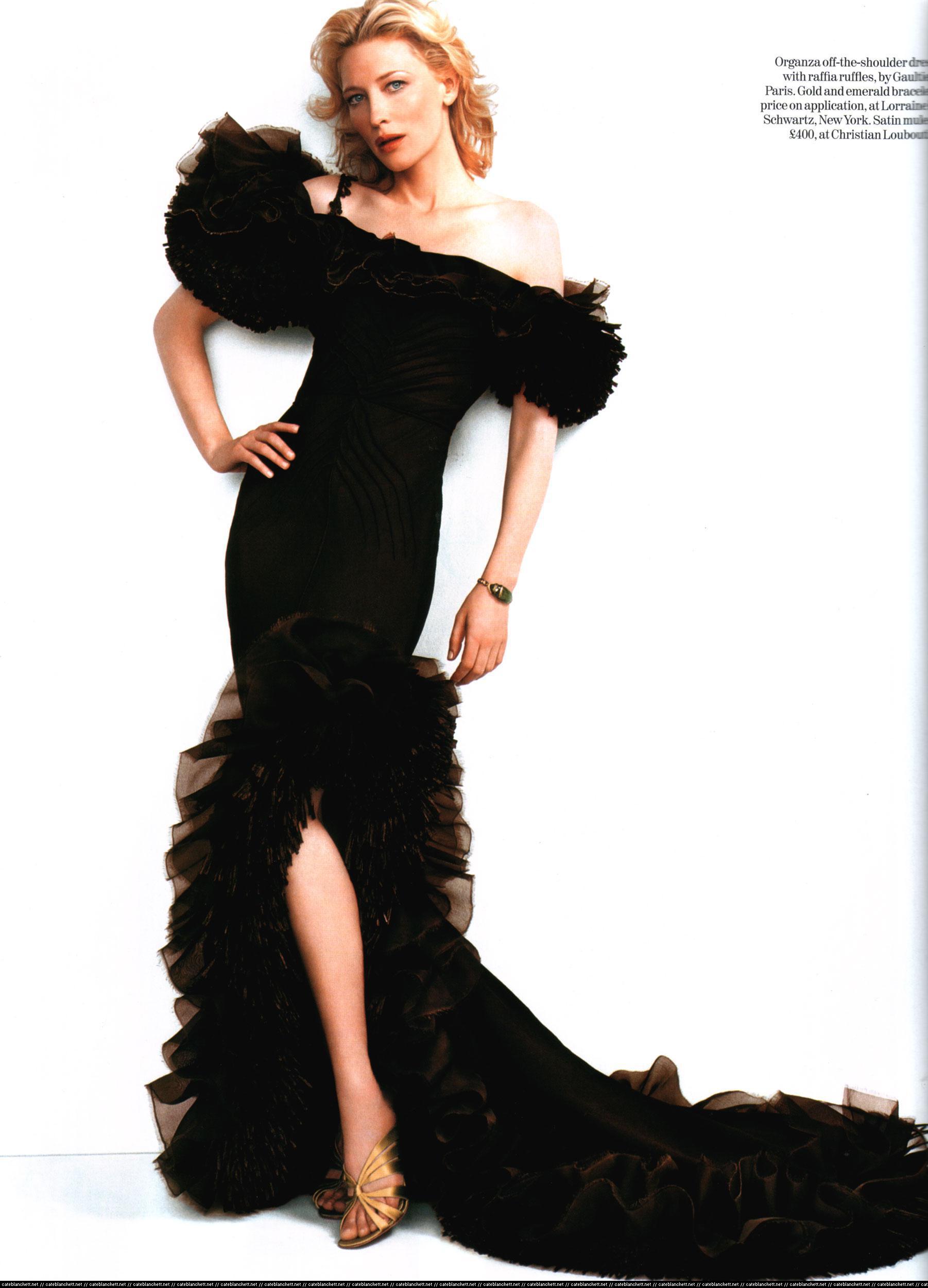 Cate Blanchett fotos filtradas de
