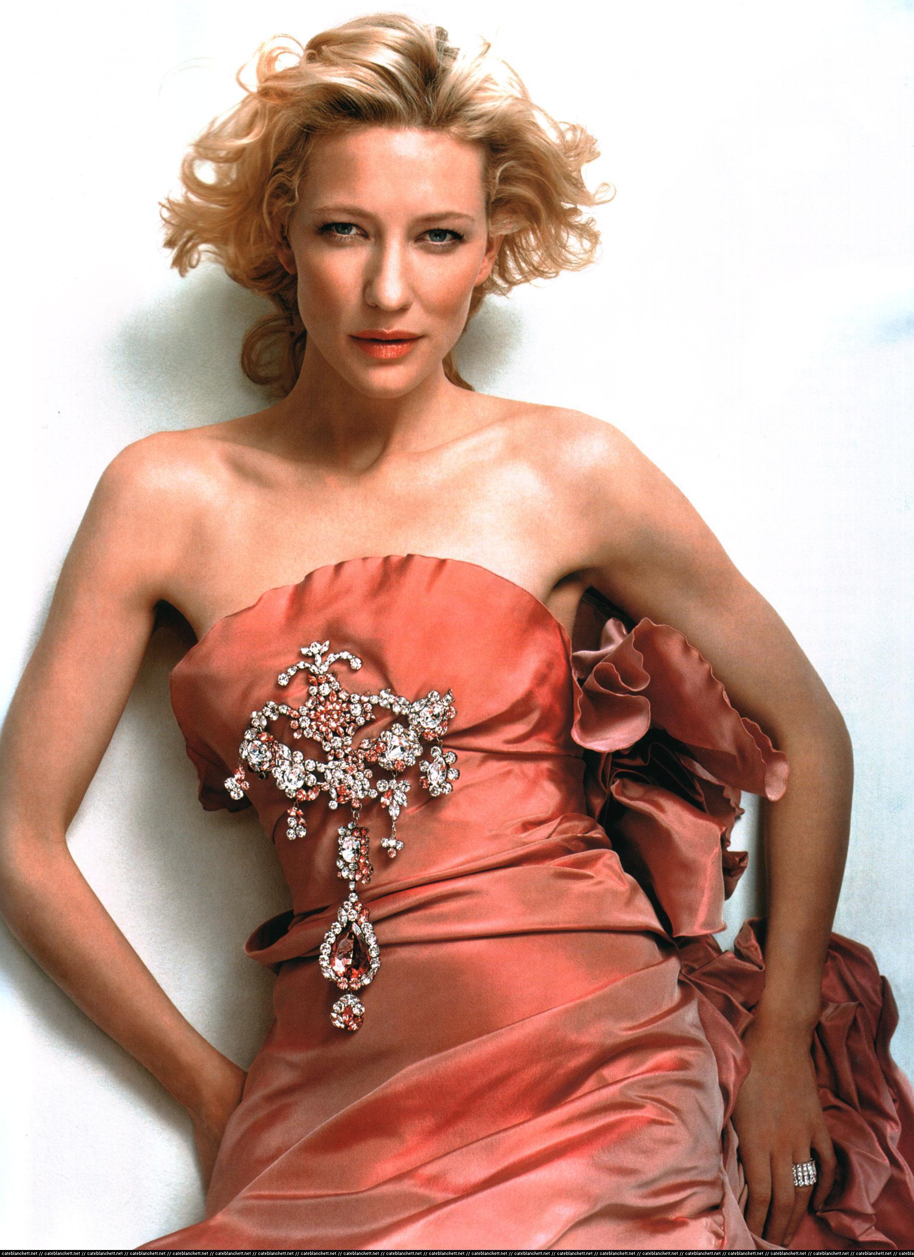 Cate Blanchett imagenes desnuda