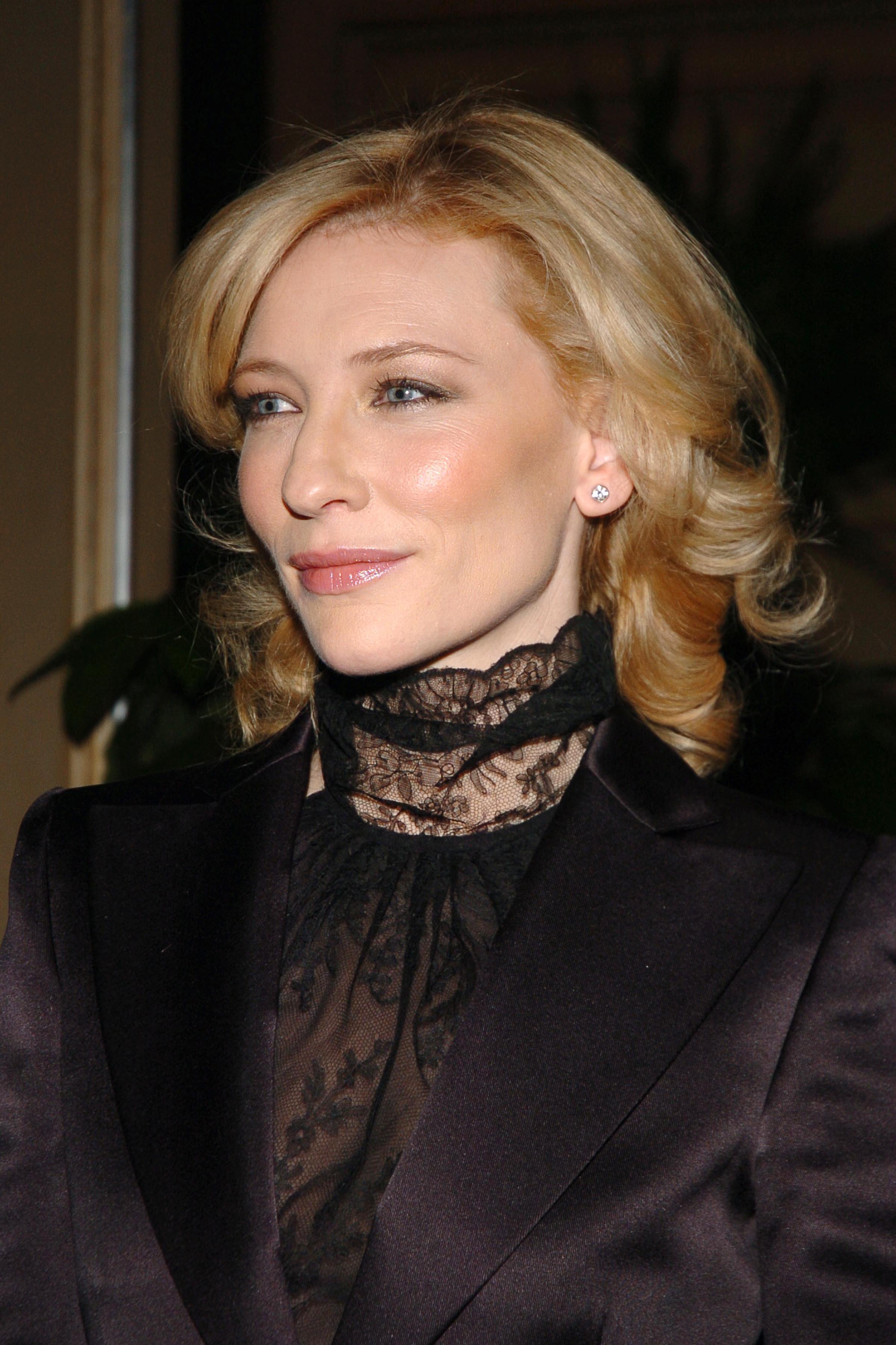 Cate Blanchett sexo