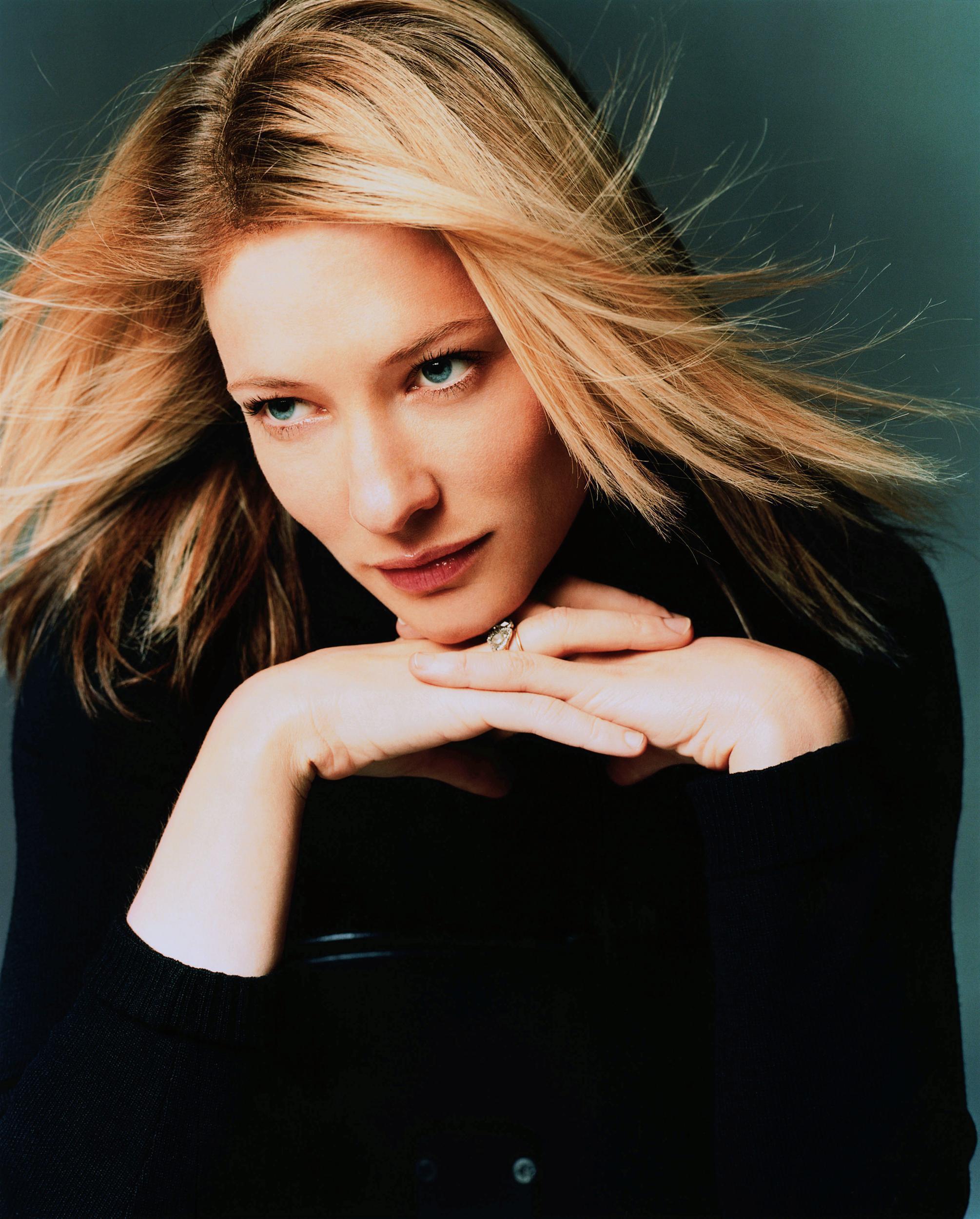 Cate Blanchett sin censura