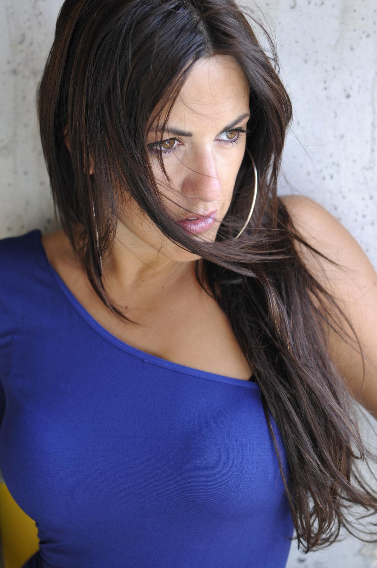 Claudia Romani desnuda porno