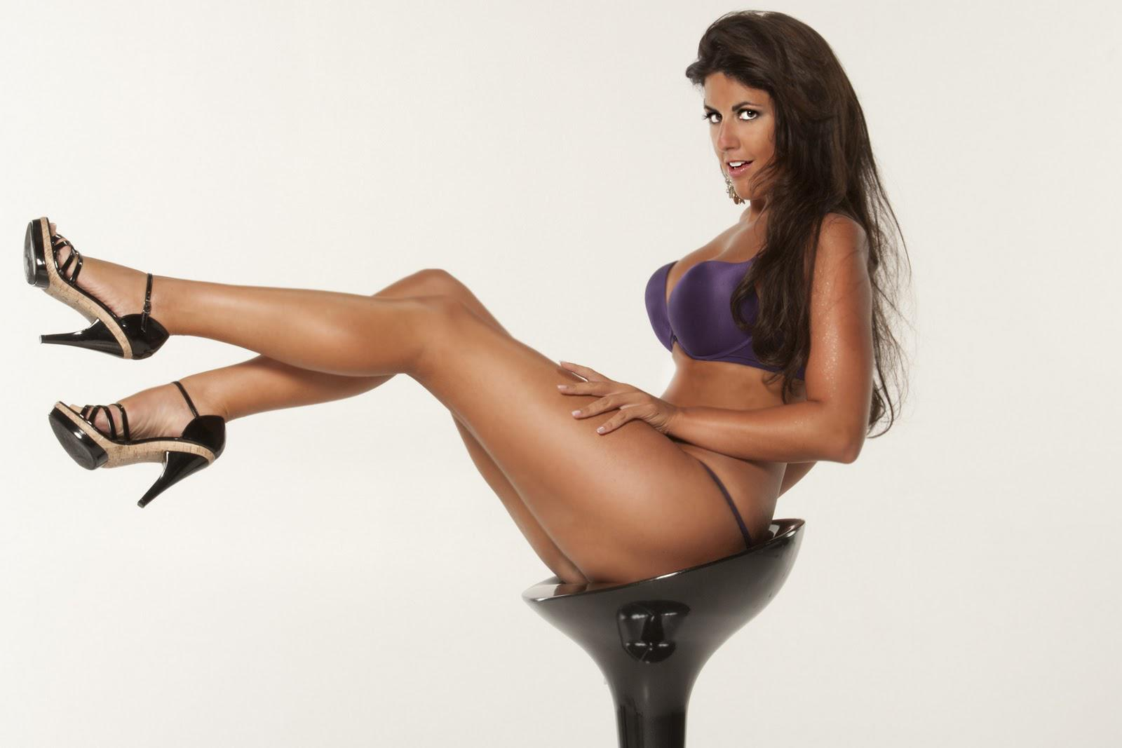 Claudia Romani desnuda sin censura