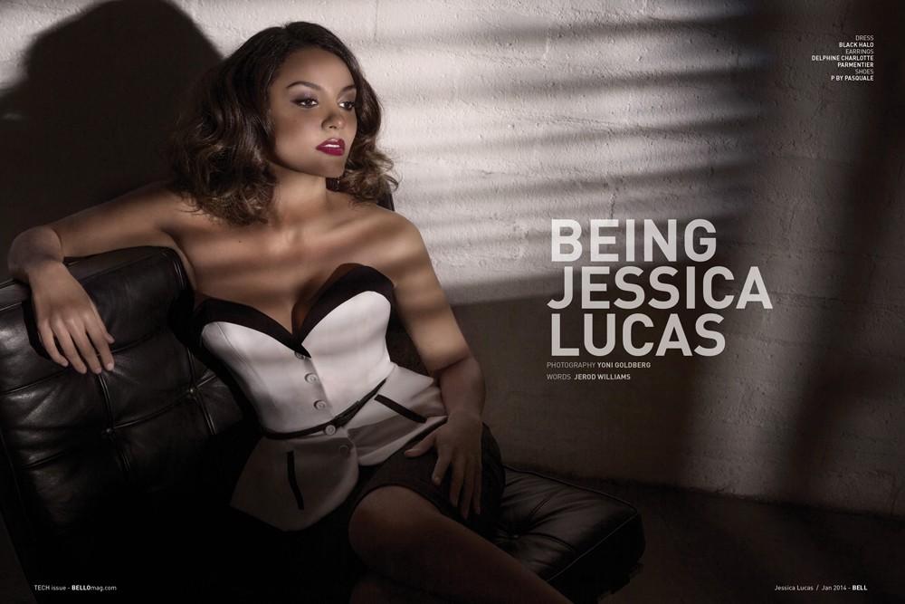 Jessica Lucas gatita