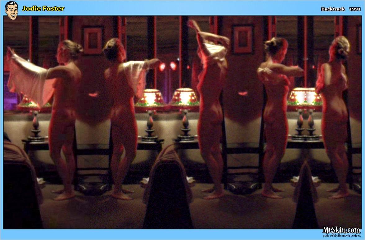 Jodie Foster desnuda video