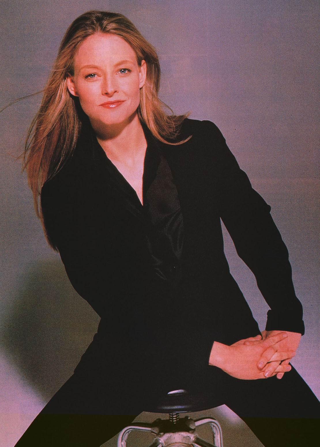 Jodie Foster sin ropa interior