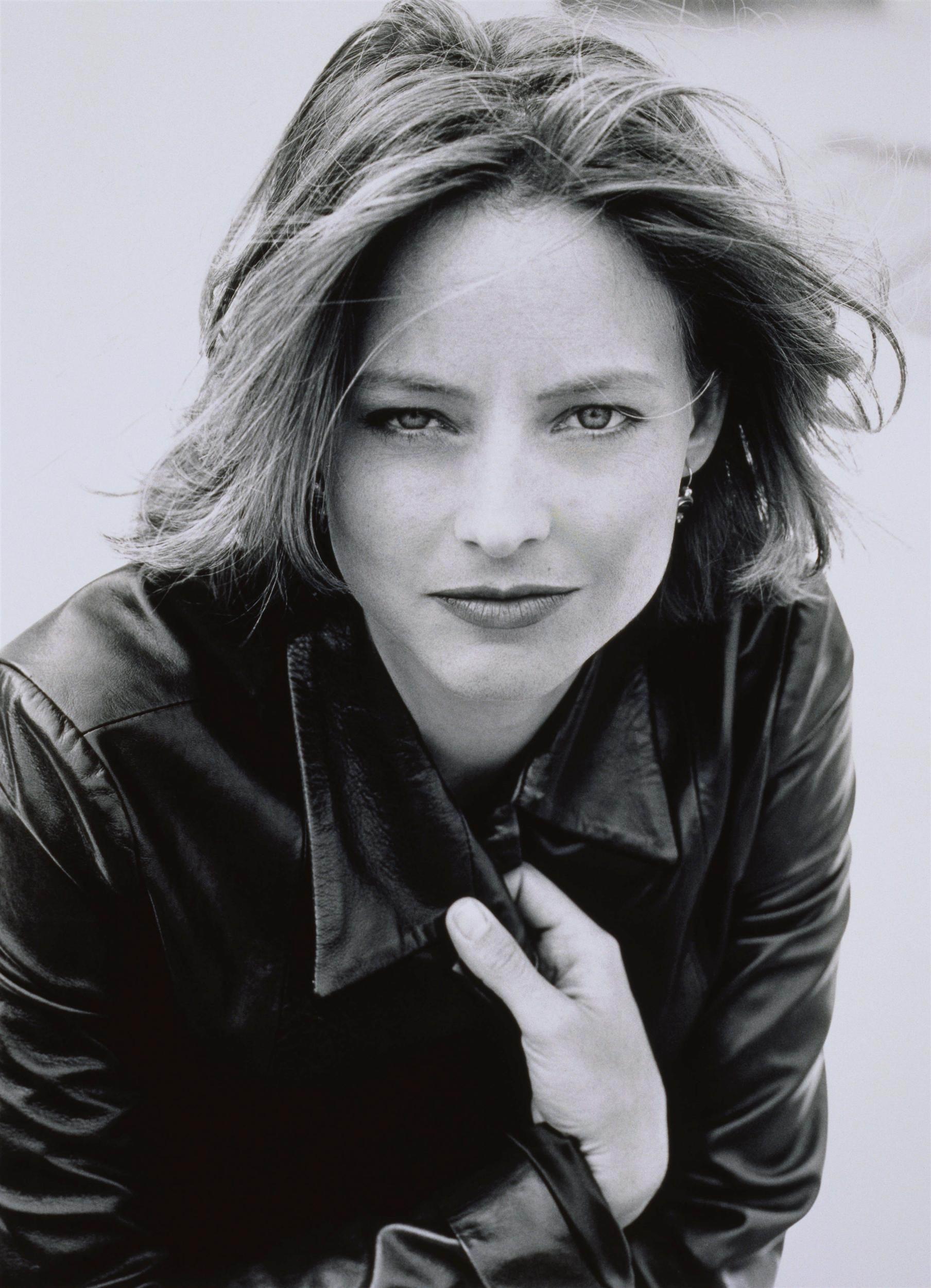 Jodie Foster sin ropa
