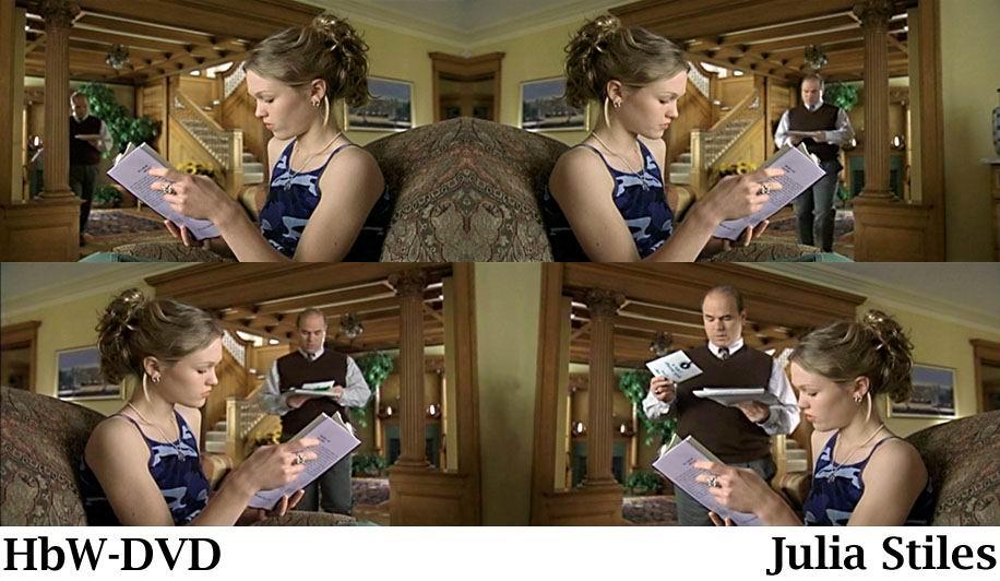 Julia Stiles fotos calientes