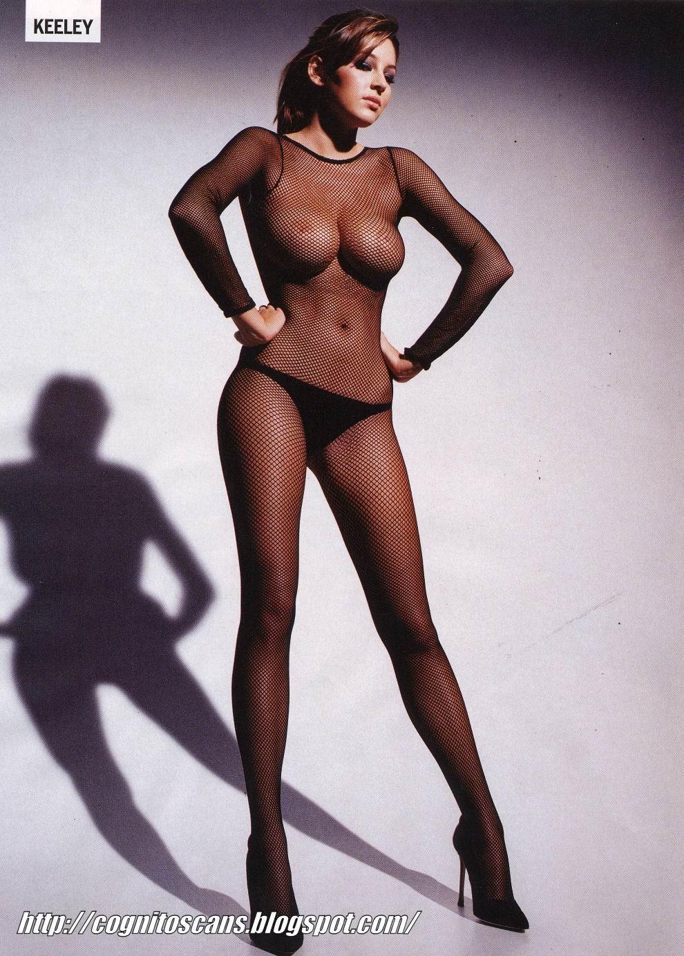 Keeley Hazell desnuda porno 2