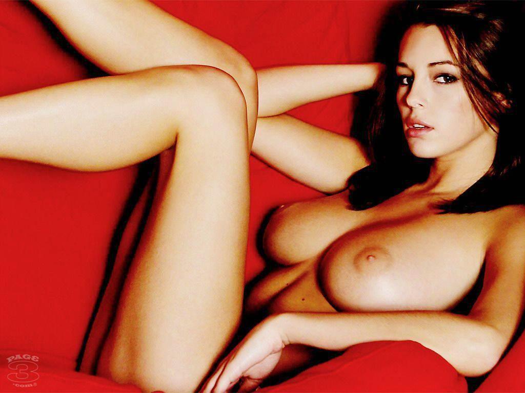 Keeley Hazell desnuda porno