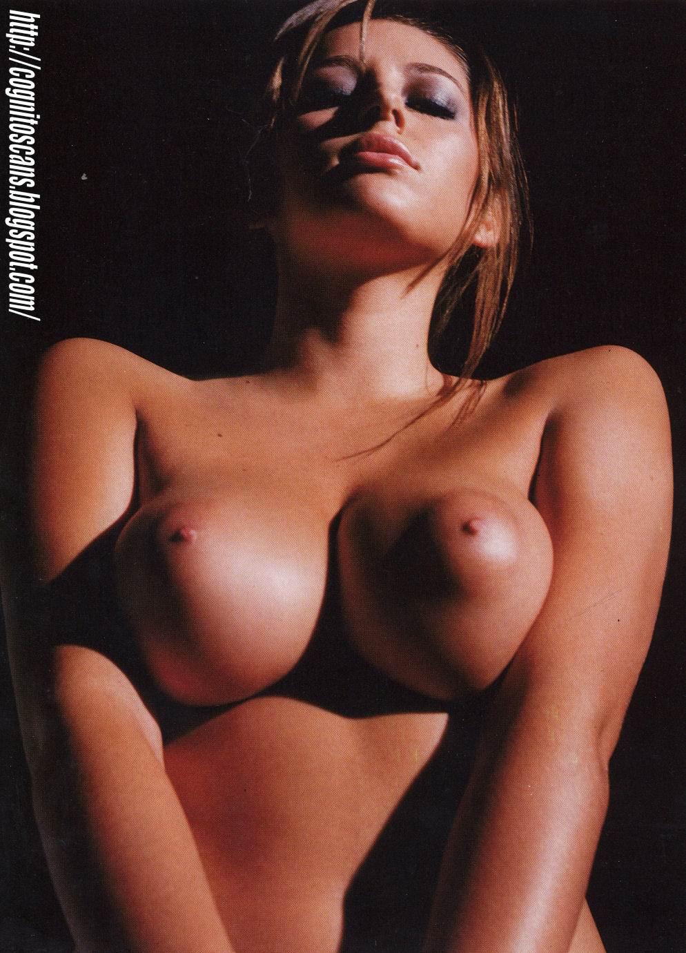 Keeley Hazell desnuda sin censura 1