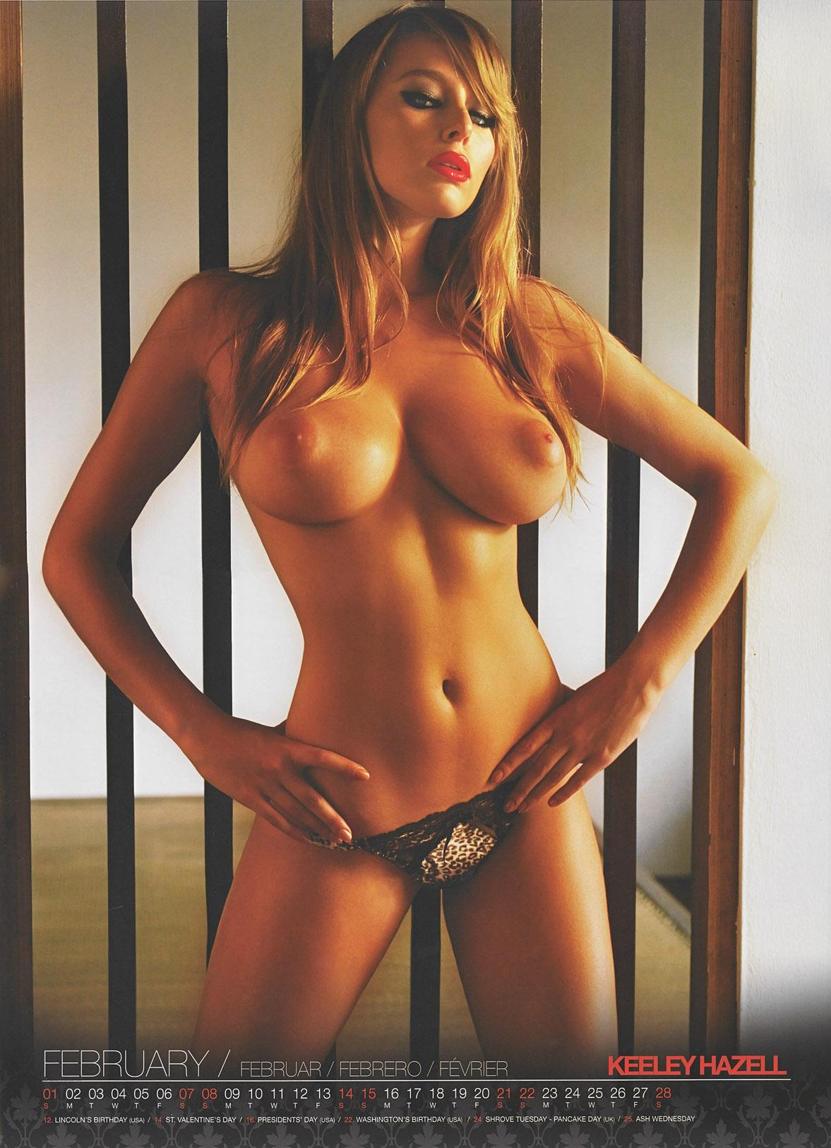Keeley Hazell imagenes desnuda