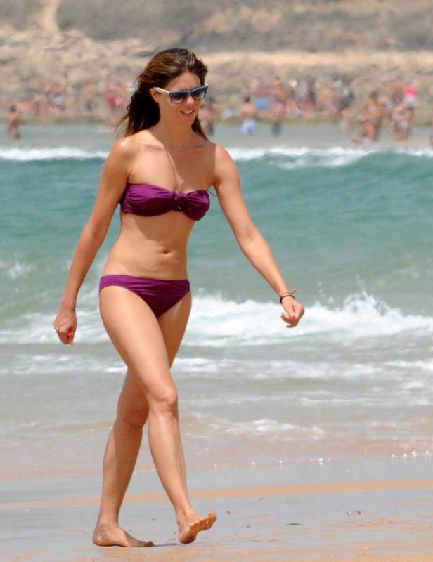 Manuela Velasco desnuda