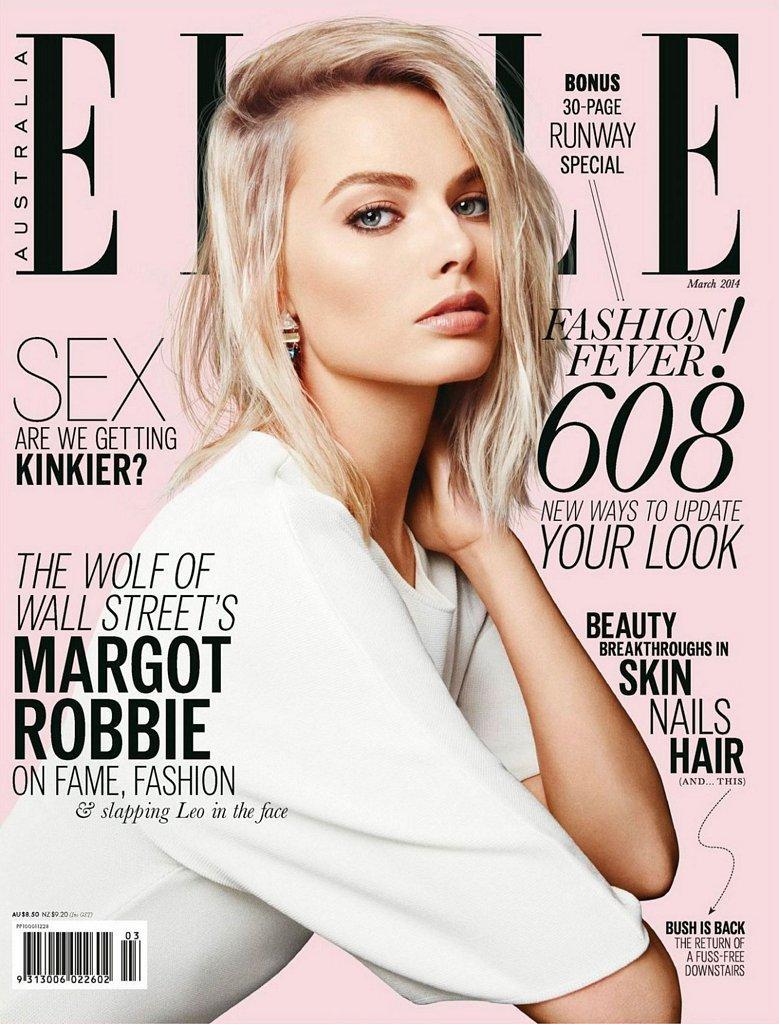 Margot Robbie desnuda coño