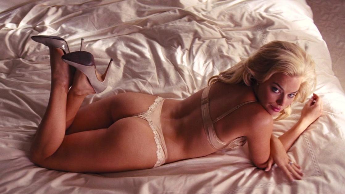 Margot Robbie follando 1