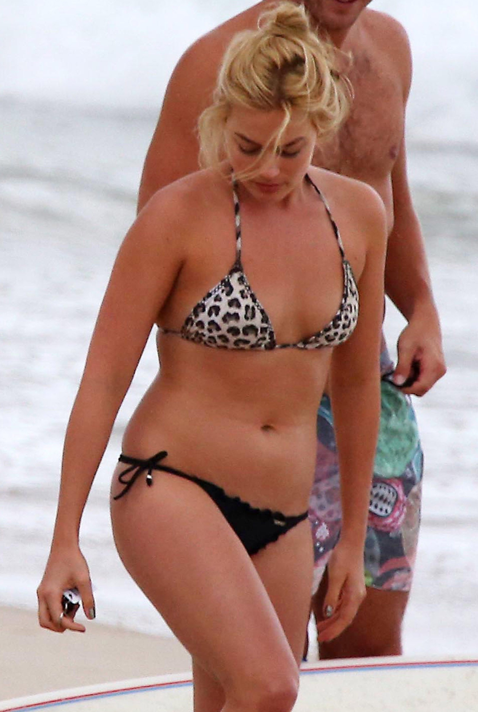 Margot Robbie fotos desnuda