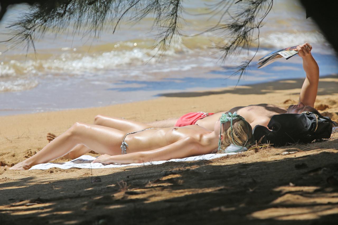 Margot Robbie sin censura