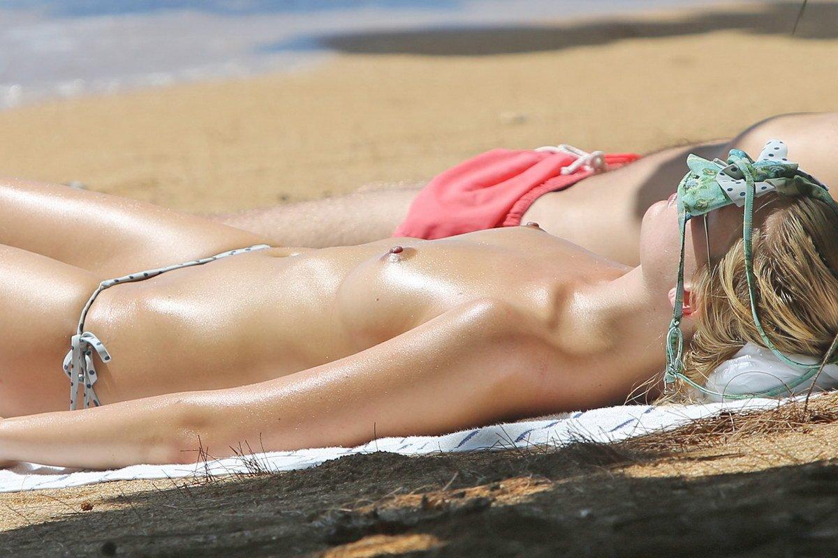 Margot Robbie sin censuras