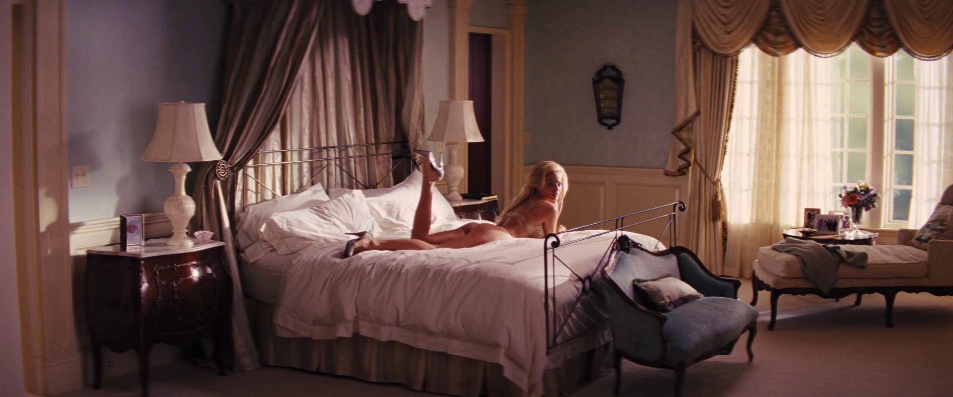 Margot Robbie sin ropa 1