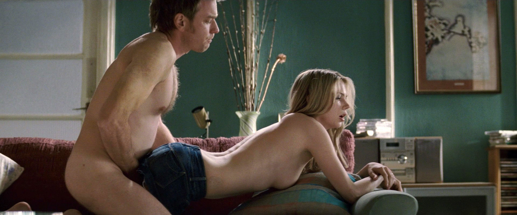 Michelle Williams desnuda coño