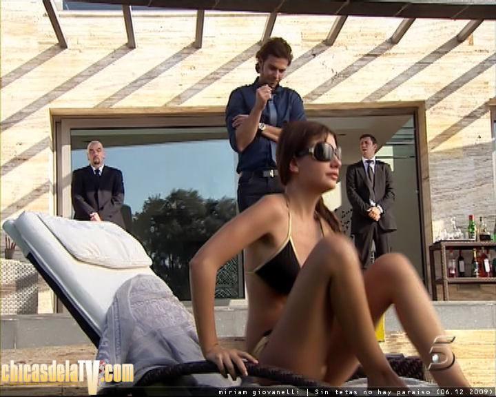 Miriam Giovanelli desnuda 1