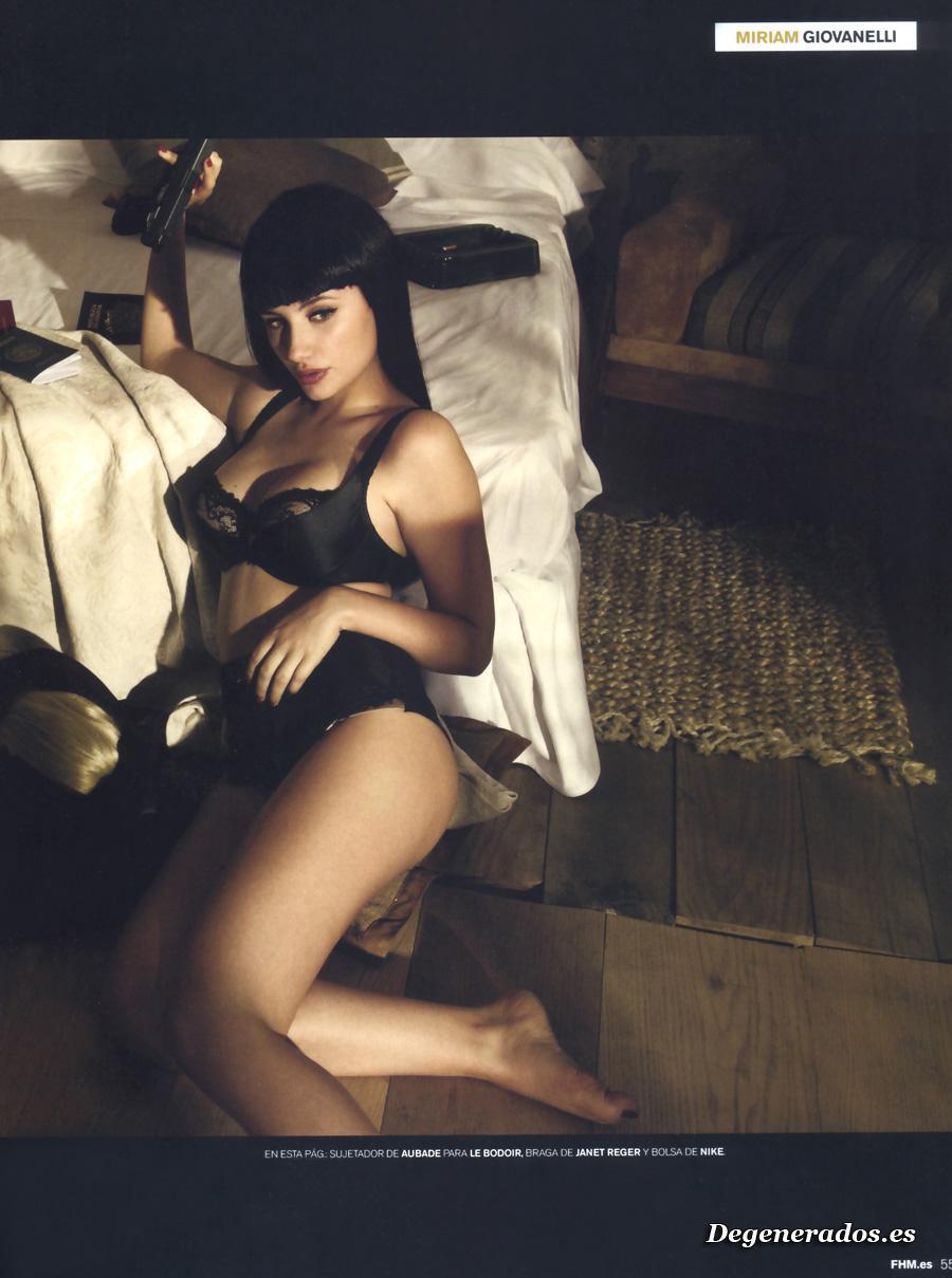 Miriam Giovanelli fotos desnuda 1