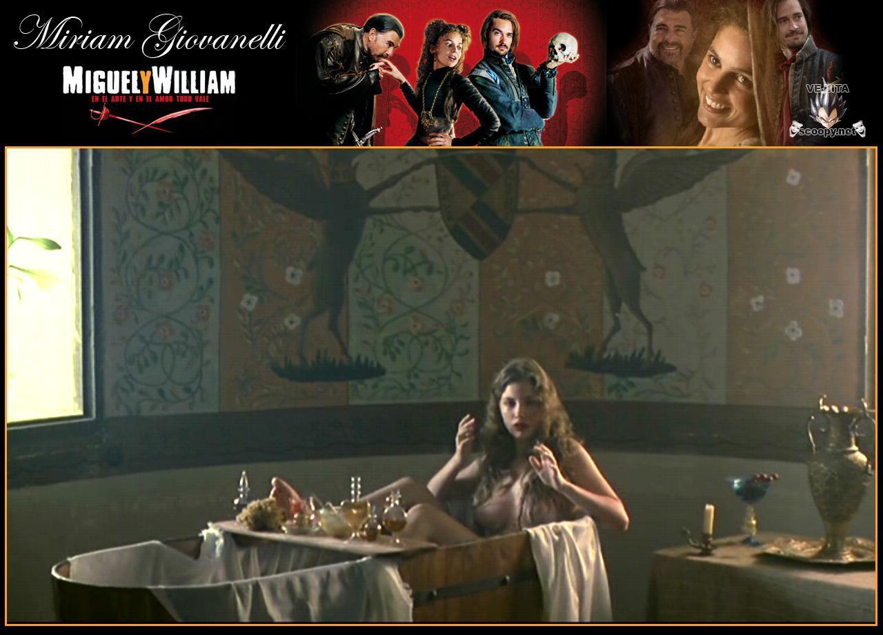 Miriam Giovanelli videos desnuda 2