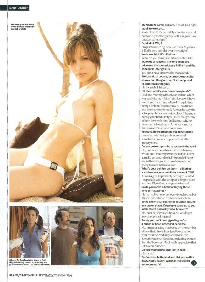 Nadine Velazquez desnuda sin censura 1