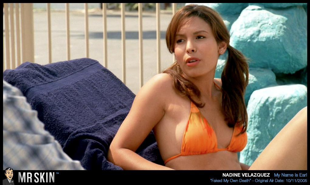 Nadine Velazquez desnuda video 1