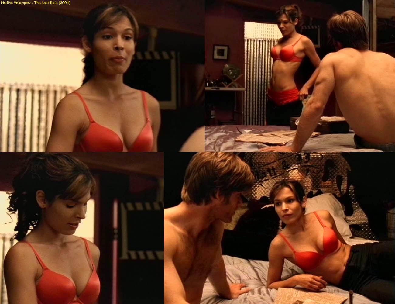 Nadine Velazquez follando