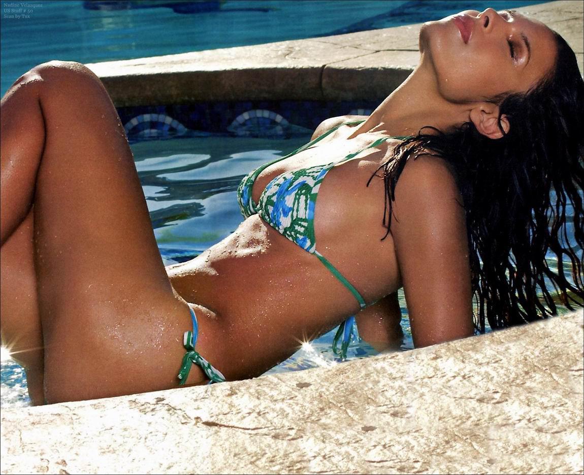 Nadine Velazquez sin censuras 1