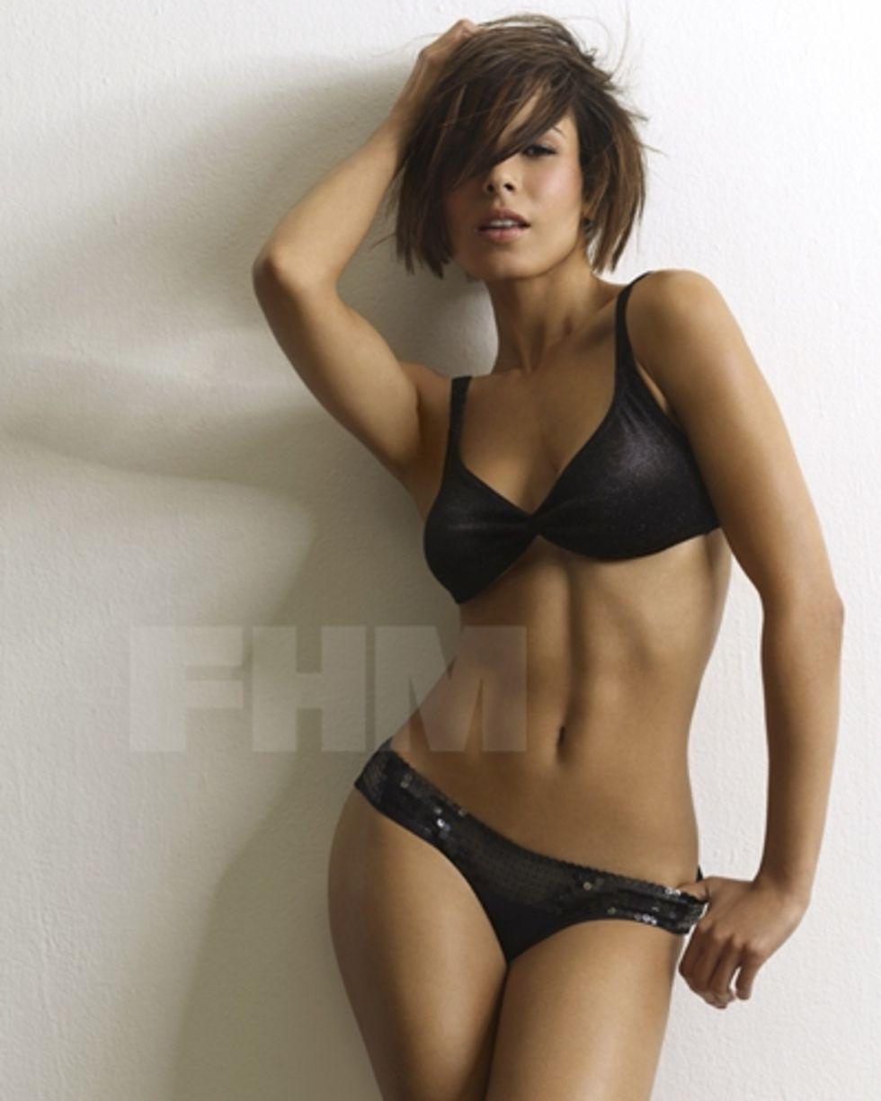 Nadine Velazquez sin censuras