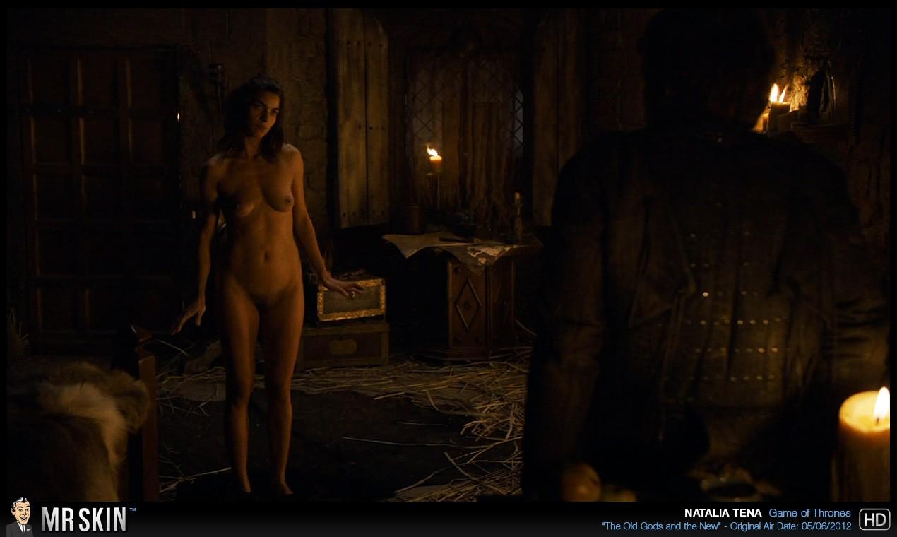 Natalia Tena desnuda tetas 1