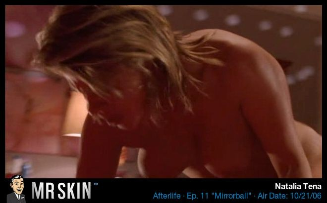 Natalia Tena desnuda