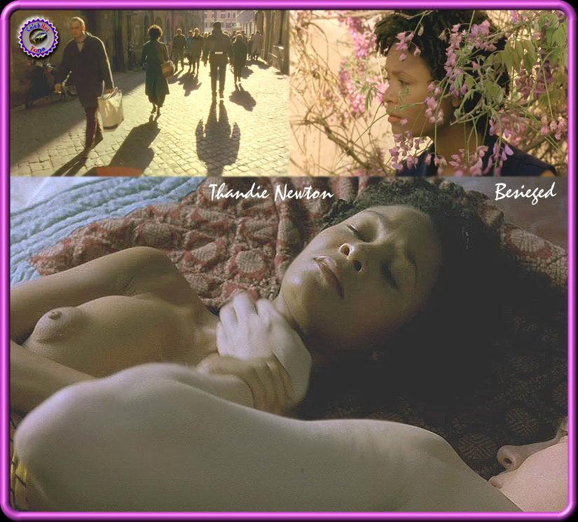 Thandie Newton desnuda porno