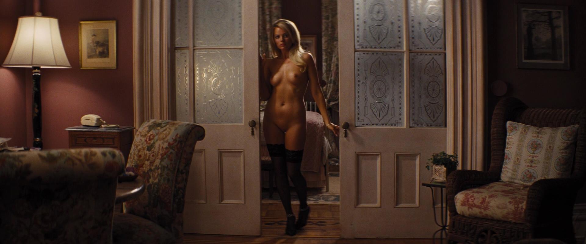desnuda Margot Robbie