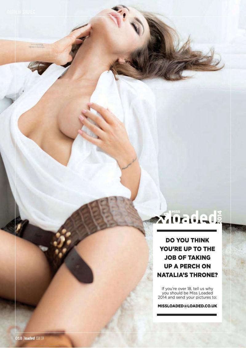 fotos Natalia Siwiec desnuda