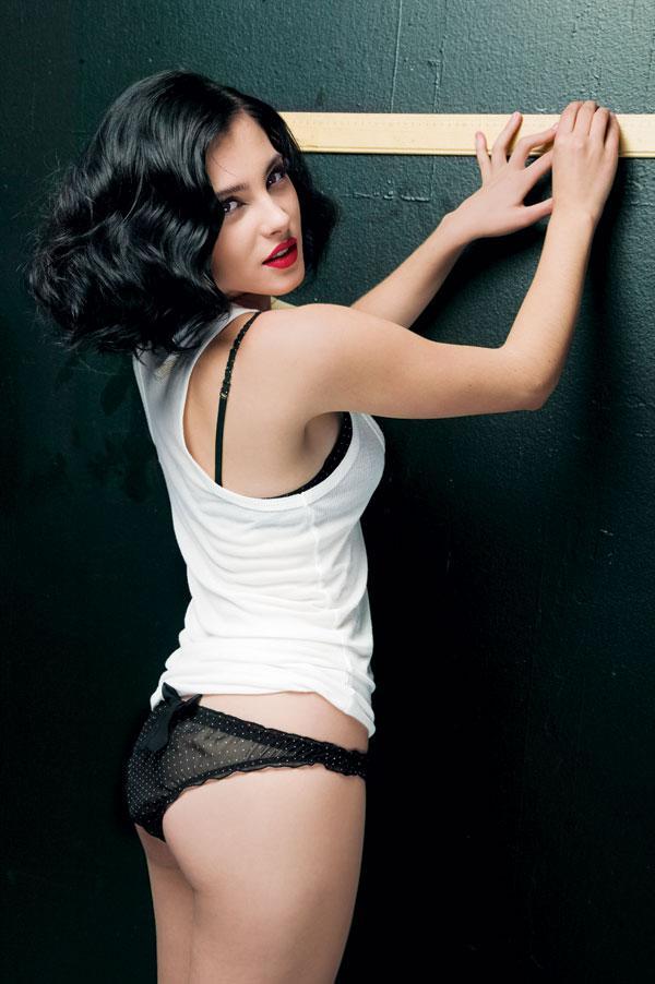 fotos de Andrea Duro sin ropa